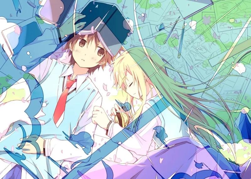 《樱花庄的宠物女孩》评价:关于青春与梦想的话题