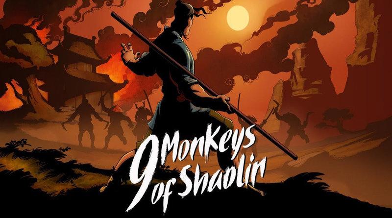 《少林九武猴》游玩评测:画风唯美,剧情丰满,打击感够硬