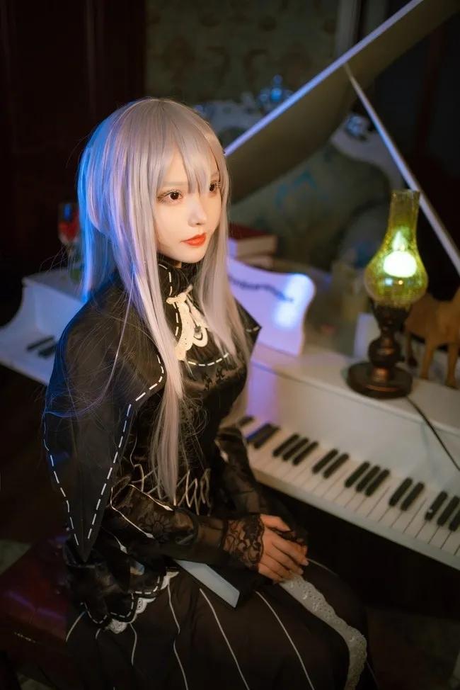 re:从零开始的异世界生活 第二季 强欲魔女 艾奇多娜cos