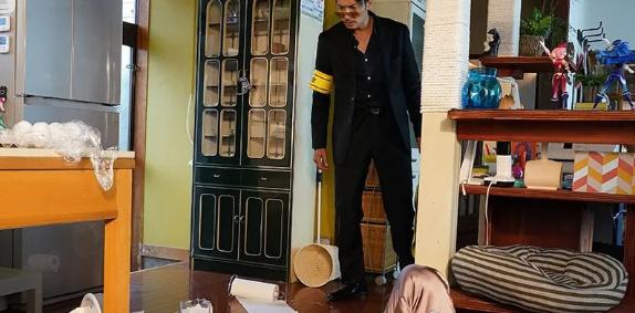 日剧《极主夫道》第一集:黑道大哥转头成了洗衣做饭的专业主夫
