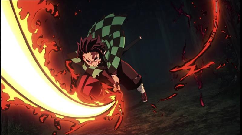 日本投票选出TOP20战斗场面最佳动漫,《鬼灭之刃》称冠无悬念