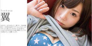 [graphis gals]无圣光高清图集:Tsubasa 翼,20岁甜美丽人