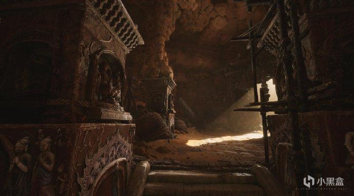 《黑神话:悟空》主美晒新图,游戏或将以虚幻5制作