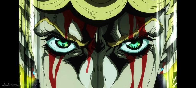9.8高分动画《JOJO奇妙冒险:黄金之风》评价:丰满的角色,惨烈的战斗!