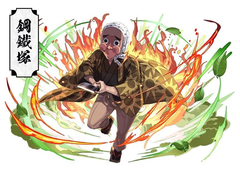 《龙族拼图》x《鬼灭之刃》游戏合作活动,登录就送炭治郎
