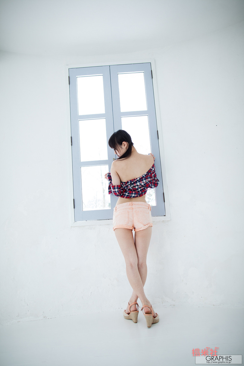 [graphis gals]无圣光高清图集: Yuzu Kitagawa 北川ゆず:18岁冰雪美人
