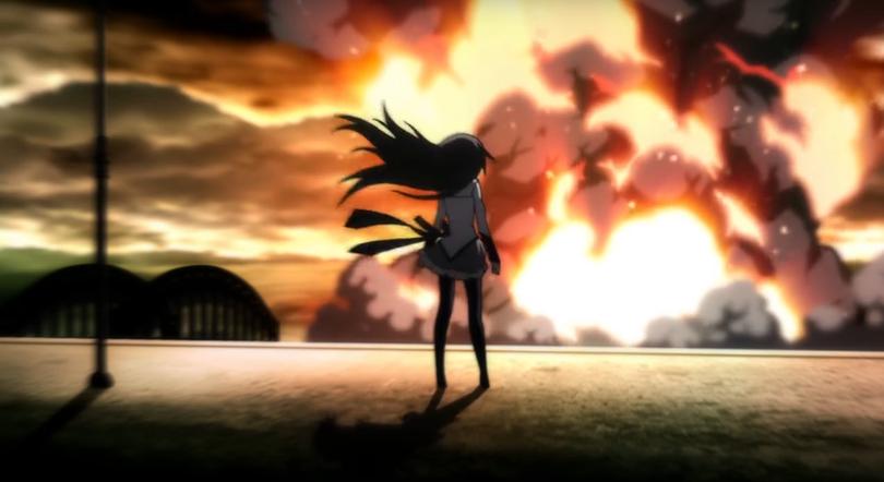 诡异风少女番《魔法少女小圆》评价:用生命守护绝望的世界