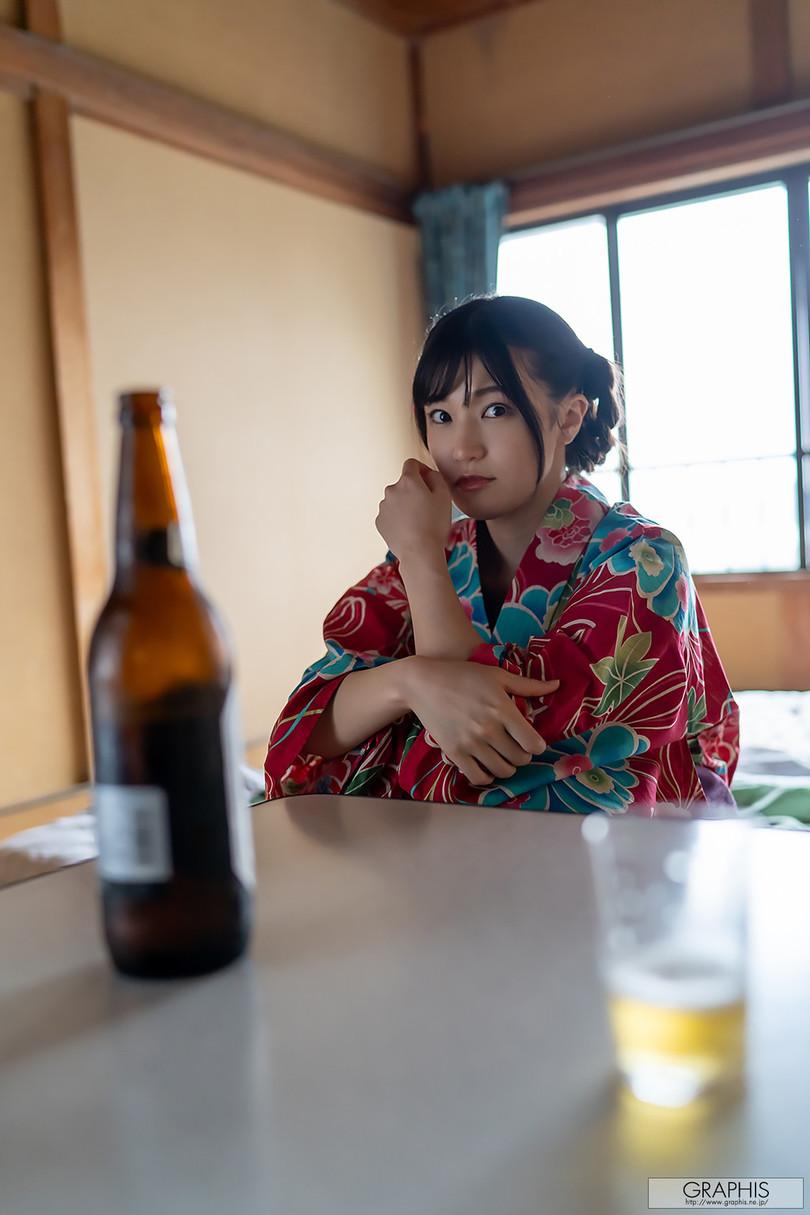 [graphis gals]无圣光高清图集: Shoko Takahashi 高橋しょう子:和服G杯美女