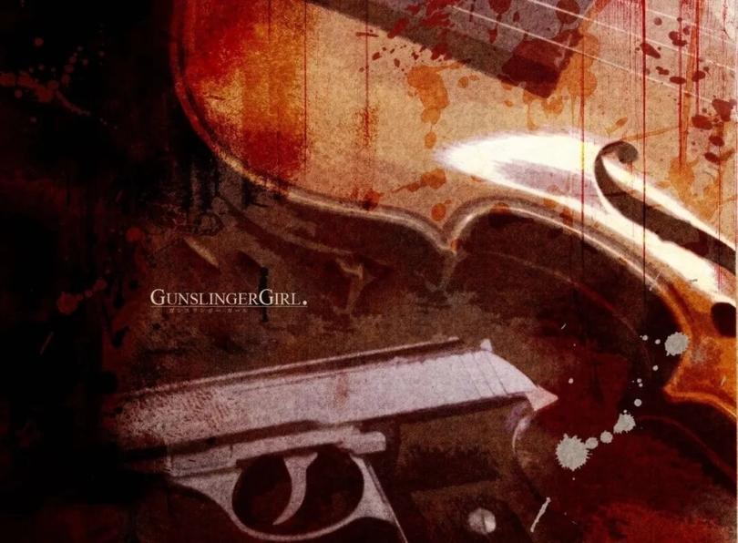 冷门少女番《神枪少女》评价:机器小萝莉挥枪抵抗黑暗世界