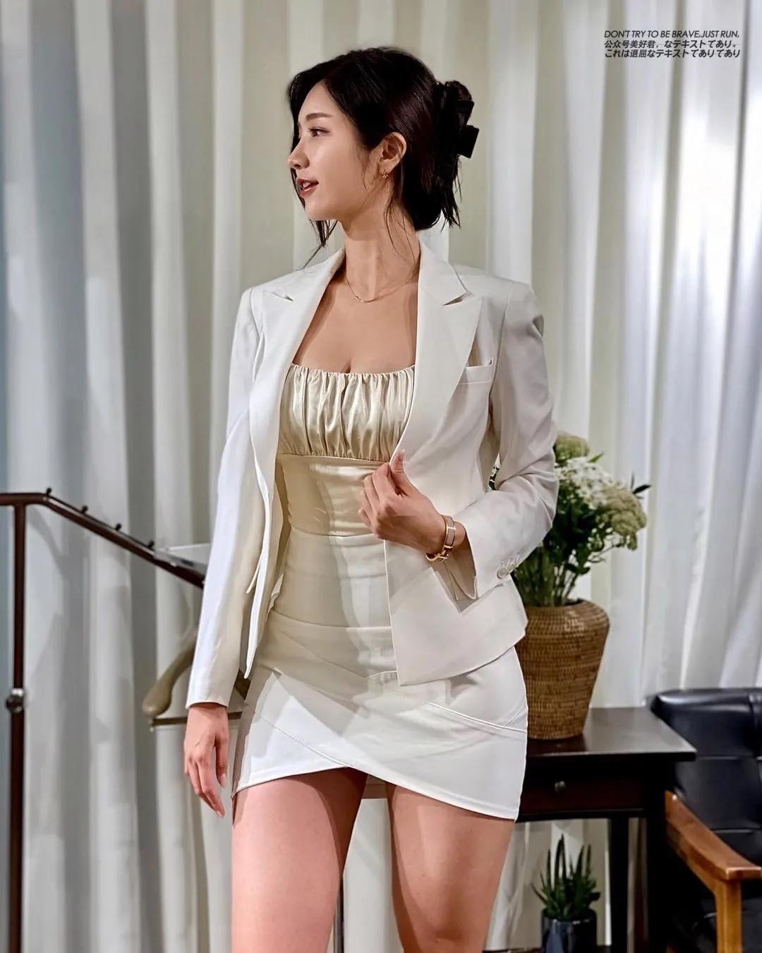 韩国健身妹子몽쌤 | pigmong写真,身材高挑,亚洲人都喜欢的S型