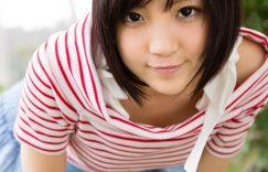 [graphis gals]无圣光高清图集: Umi Hirose 広瀬うみ,19岁的青涩美丽