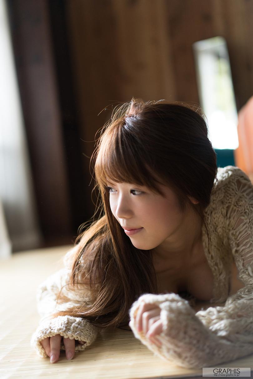 [graphis gals]无圣光高清图集: Hikari Nagisa 渚ひかり,20岁的舒缓美丽